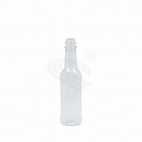 Envase Cilíndrico 0165ml Cristal