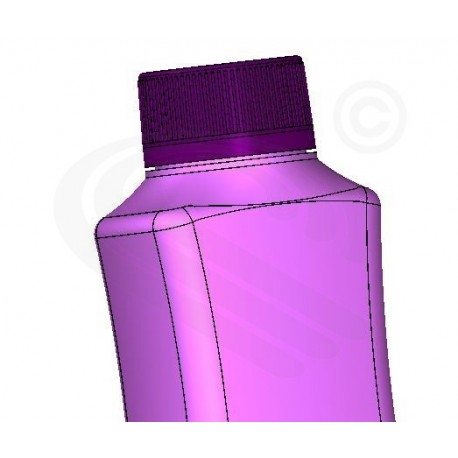 Diseño de productos, modelado sólido y virtual (CAD).