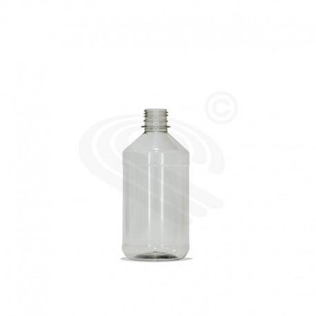 Envase Cilíndrico 0500ml Cristal Paca