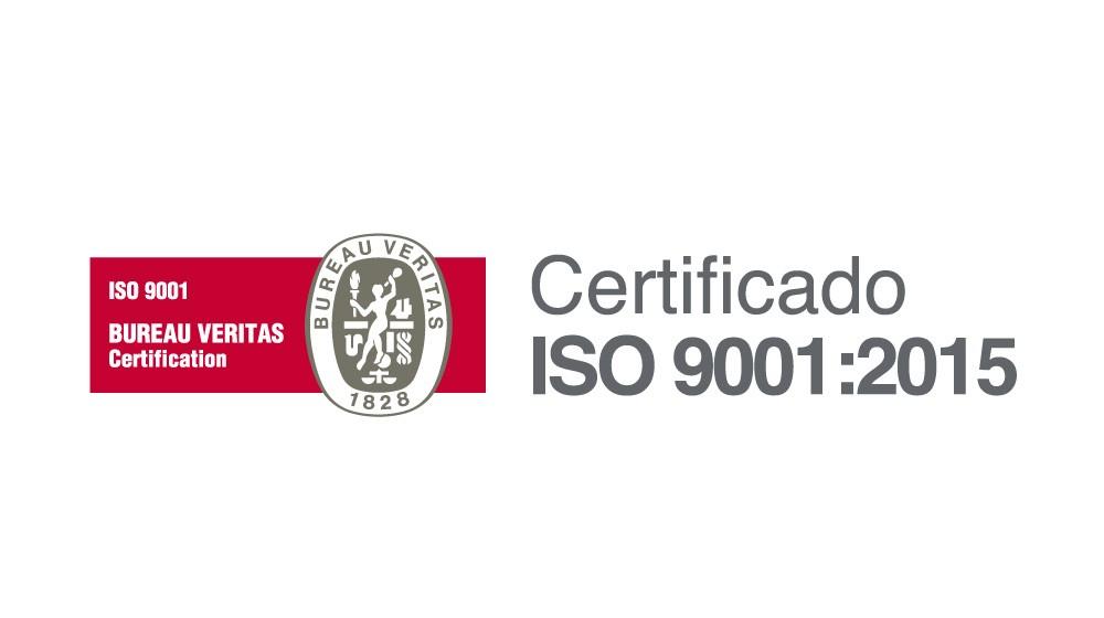 Certificado ISO 9001:2015 Polimerica